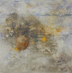 yves juhel, art, peinture, peintre, rétrospective, 2000, 2001, huile, toile, bouquet