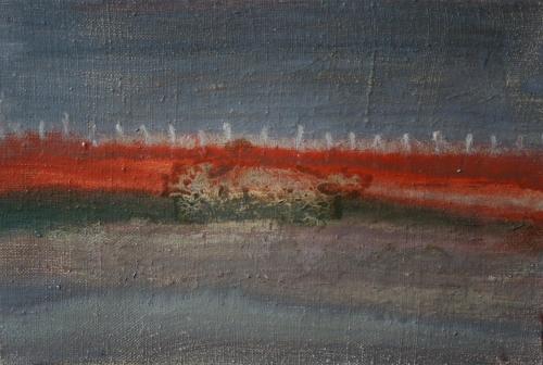 collection privée, sans date, huile, toile, paysage