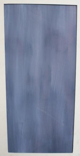 l'œuvre de la semaine, gouache, fusain, sanguine, papier, 1994, portrait