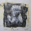 yves juhel,art,peintre,peinture,l'œuvre de la semaine,huile,toile,animaux,2001,panda