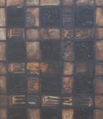yves juhel, art, peintre, peinture, rétrospective, huile, toile, arbre