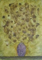 yves juhel,art,peintre,peinture,rétrospective,huile,toile,bouquet,1999,2001,série