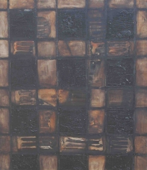yves juhel,art,peintre,peinture,l'œuvre de la semaine,huile,toile,1996
