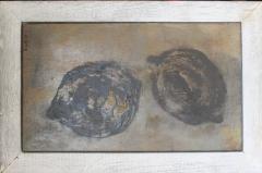 yves juhel, art, peintre, peinture, l'œuvre de la semaine, huile, toile, 1997, fruits