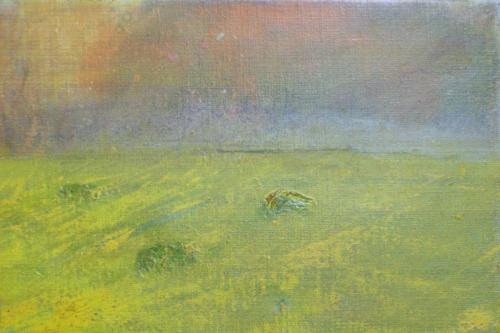 yves juhel, peintre, peinture, art, collection privée, huile, toile, paysage, 2000